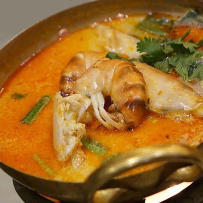 zuppa di gamberi bimby