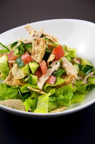 insalata pollo bimby