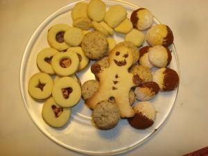 biscotti di natale con il bimby
