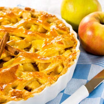 Torta di mele con il bimby la ricetta