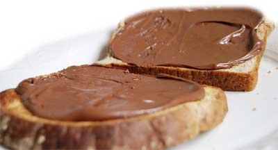 bimby nutella