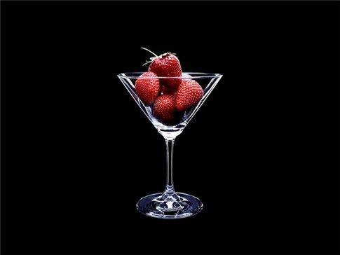 Vodka Fragole con il bimby