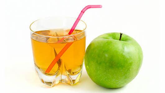 Succo di frutta di mele