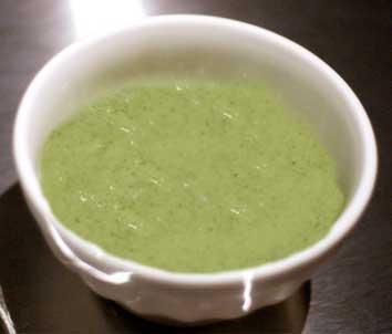 Pesto alle Zucchine Bimby