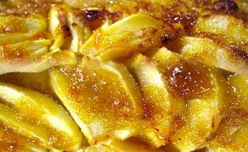 crostata mele bimby