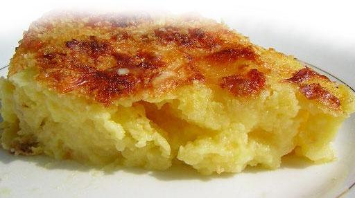 Gateau di patate Bimby