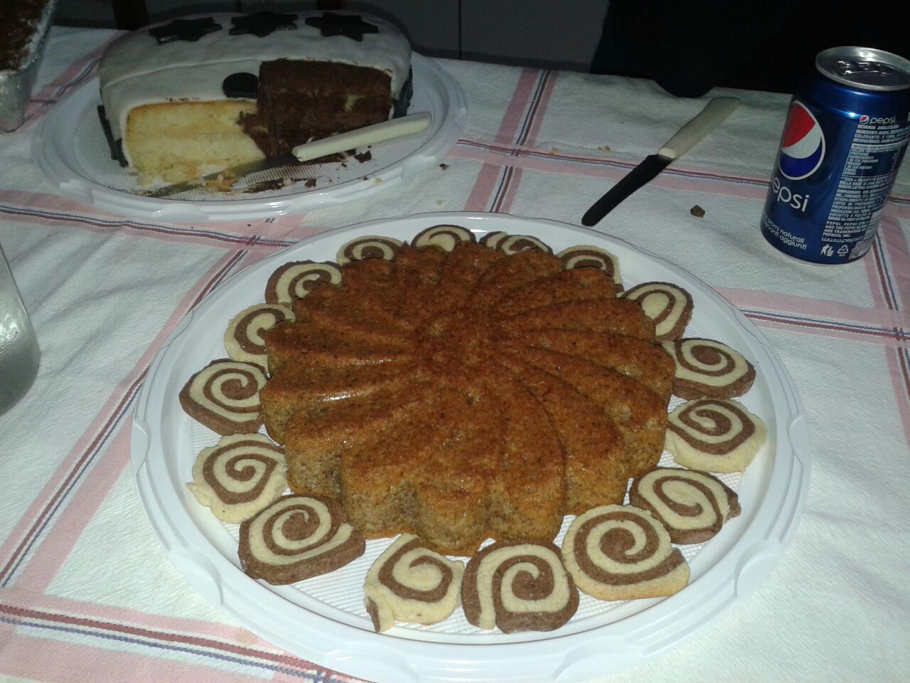 Torta Nocciole Bimby