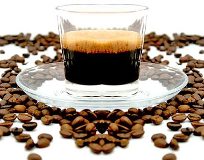 Torta al vino nero variante al caffè