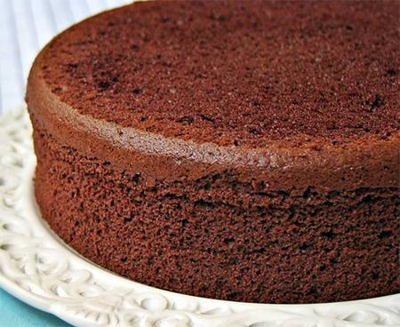 Ricetta Pan Di Spagna Al Cioccolato Bimby.Pandispagna Al Cioccolato Ricette Bimby