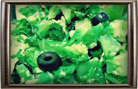 Broccoli alle olive  varoma