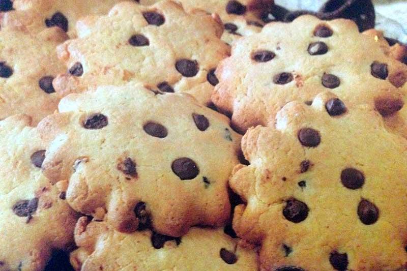 biscotti di riso con bimby