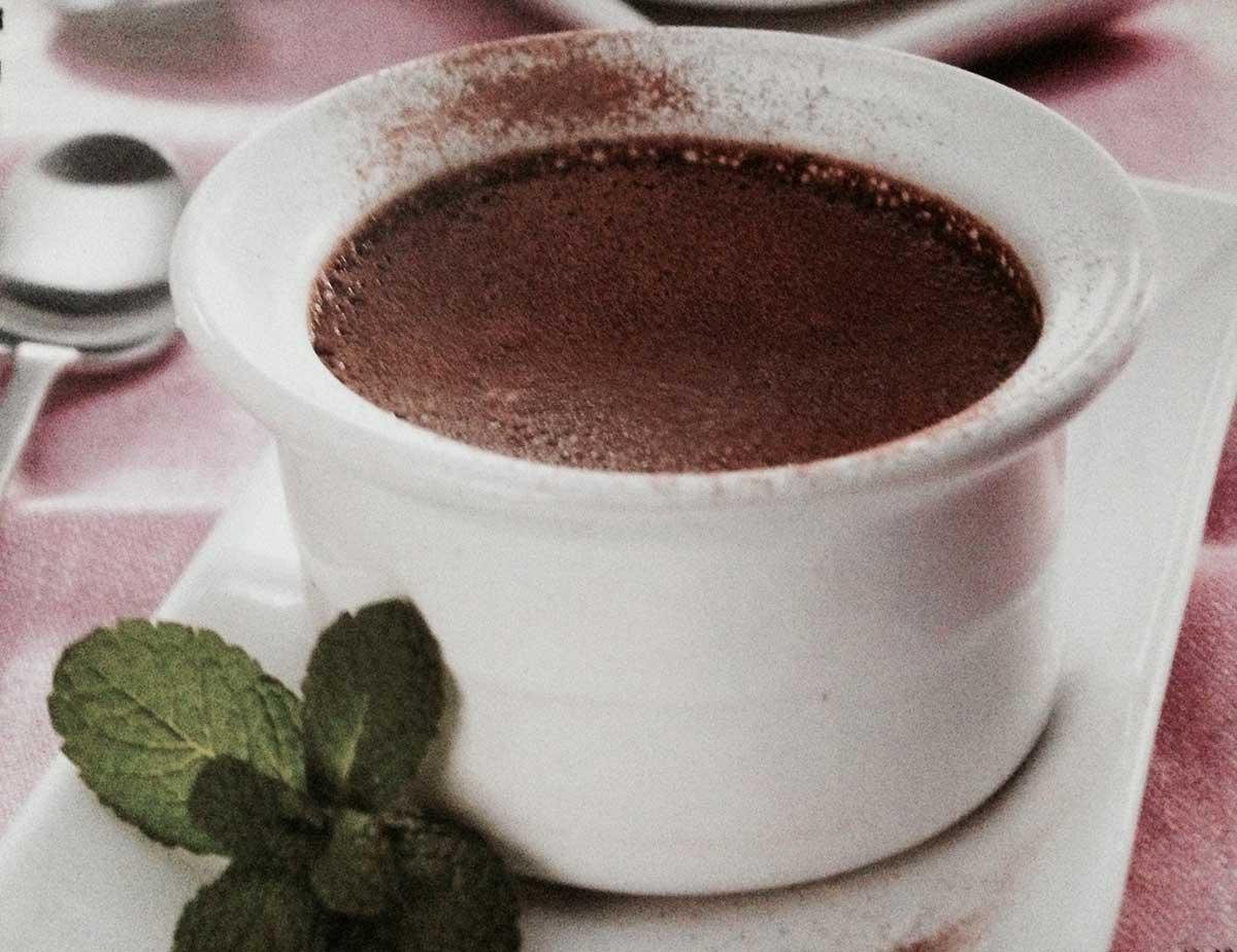 crema cioccolato bimby