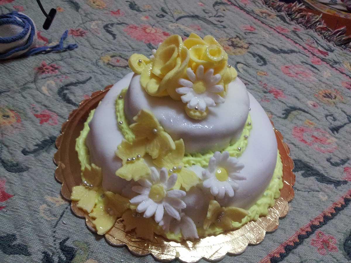 torta gioia bimby