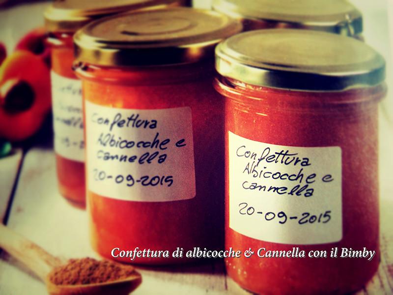 Confettura Albicocche bimby